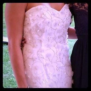 Theia evening or wedding dress
